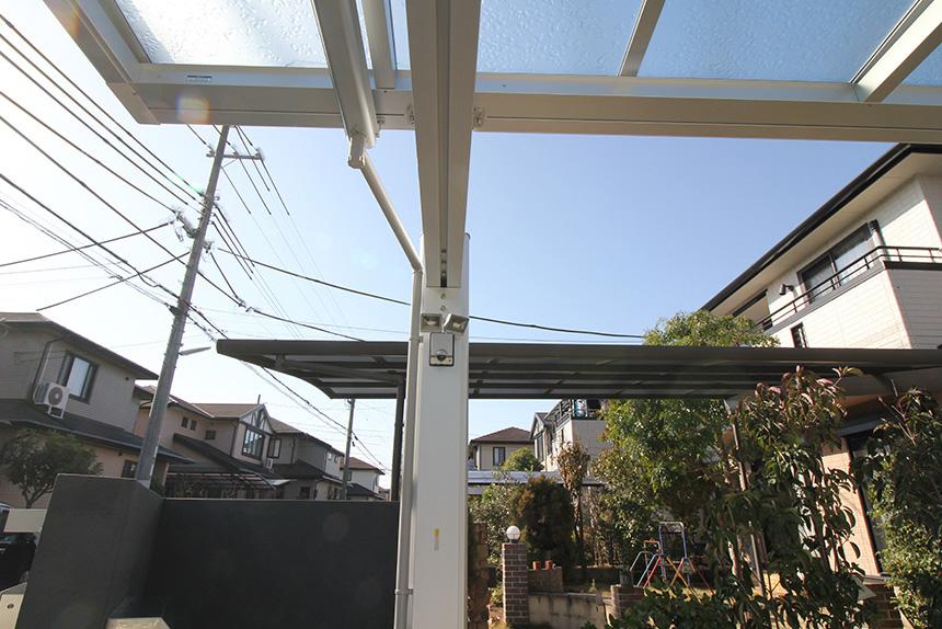 ガレージ拡張工事 お客様の声 神戸市西区 K様 2